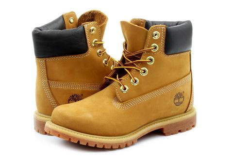 e7f9cae73a2 Timberland Boty Farmářky - 6in Prem Boot - 10361-wheTenisky