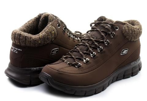 Skechers Nízké boty - Strong Will - 12016-chocTenisky dd3278dced
