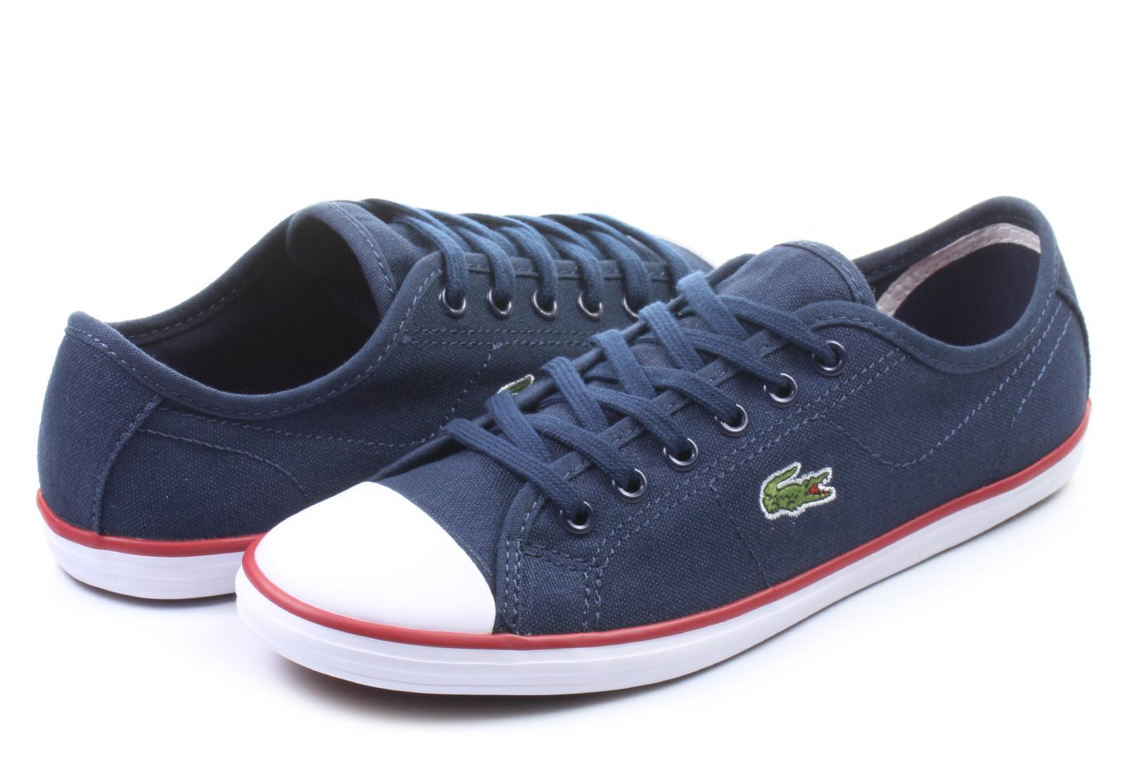 db67ad81f8 Lacoste Tenisky Ziane Sneaker Canvas
