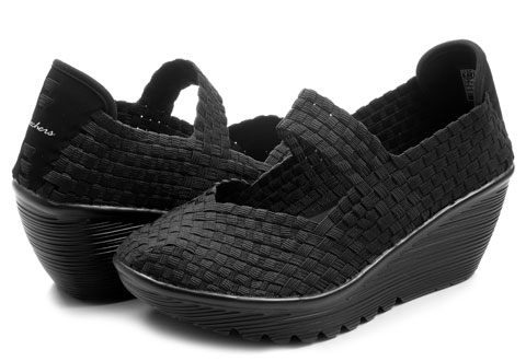 0e16d521de3 Skechers Nízké boty - Dream Weaver - 38450-BBKTenisky