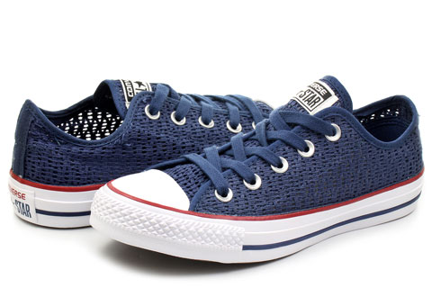 Converse Tenisky - Chuck Taylor All Star Knitted Ox - 551540CTenisky ... 635ac821ffa