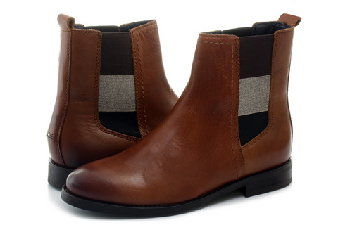 Tommy Hilfiger Kotníčkové Chelsea boots - Genny 16a2 - 17F-1695 ... fbd5db6ebd