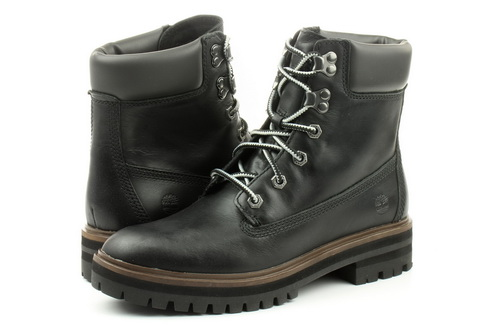 Timberland Boty - London Square 6in Boot - A1RCH-blkTenisky 6011b3dd25