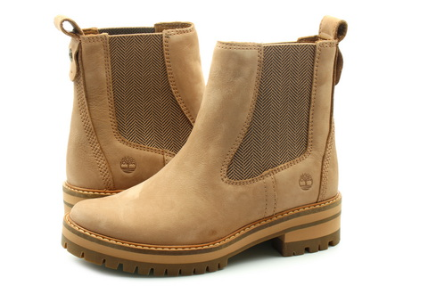 d8dfd2391a4 Timberland Vysoké boty - Courmayeur Valley Chelsea - A1S9Z ...