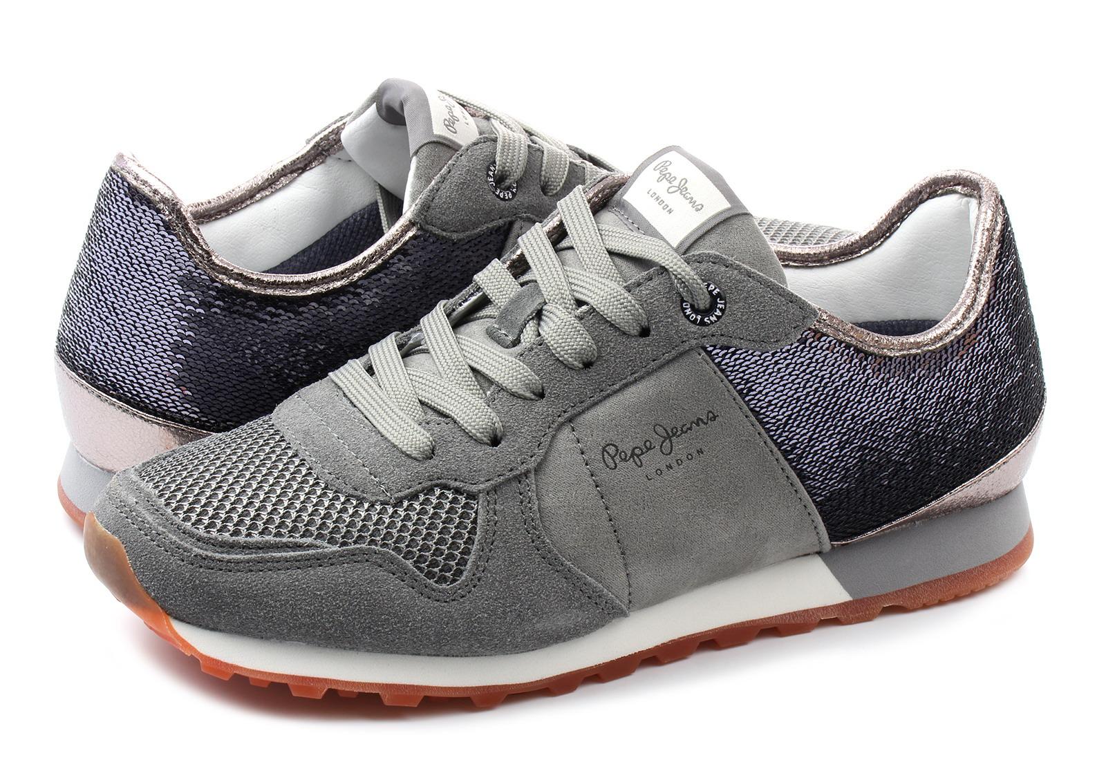 d92a57d657 Pepe Jeans Nízké boty Verona W