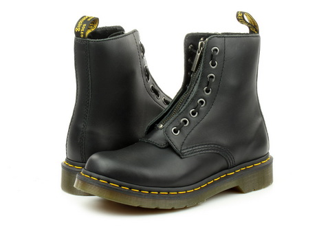 3e3ef9bf45e Dr Martens Boty - 1460 Pascal Frnt Zip - 8 Eye Zip Boot ...