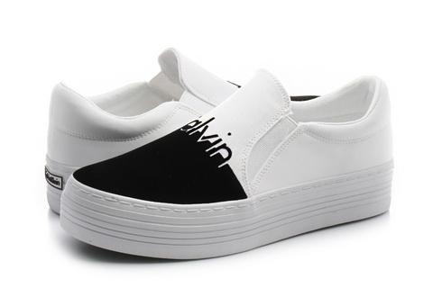 Calvin Klein Jeans Nízké boty - Zinah - R0645-WBATenisky 32f1f81e31