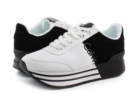 Calvin Klein Jeans Nízké boty - Carlita - R0690-WBATenisky 541255c31c